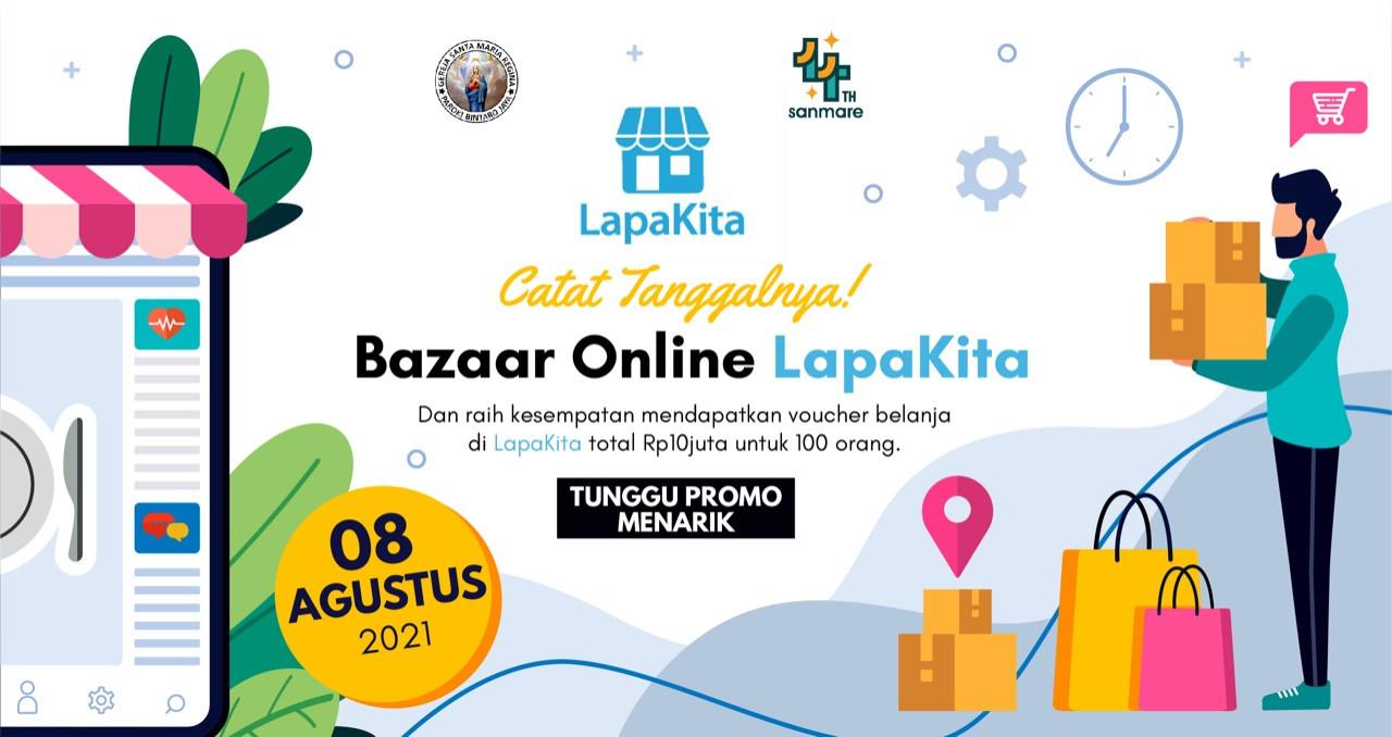 Bazaar Online LapaKita