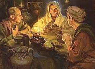 MINGGU PASKAH III: Makan-Makan Bersama Yesus
