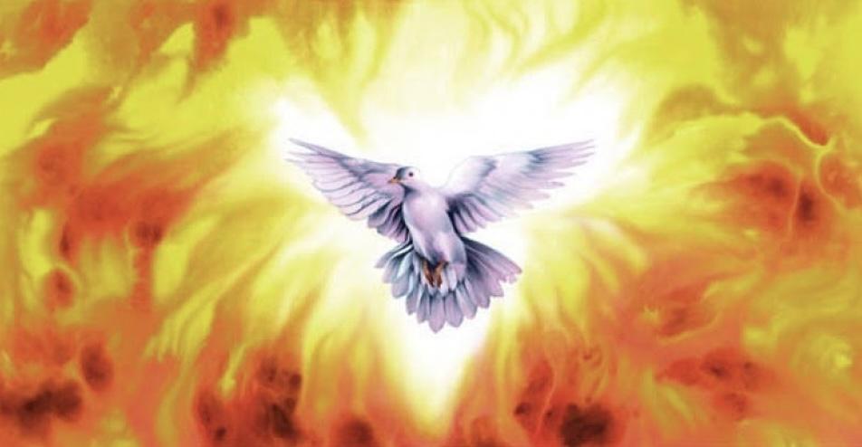 HARI RAYA PENTAKOSTA - Roh kebenaran bersaksi tentang Aku, kamu juga harus bersaksi tentang Aku